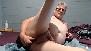 Hornyasshole Gary Busting His Asshole For The World To See