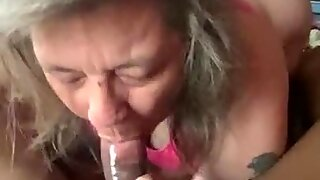 50 YEAR OLD PAWG GRANNY